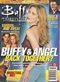 Buffy the Vampire Slayer Magazine: Buffy and Angel Back Together? Xander and Anya Interviews; Angel's Wesley; Monsters, Inc. (Number 7, April 2003)