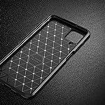 HIFAD CASE Back Cover for Realme 8 Pro(Silicone/Black)