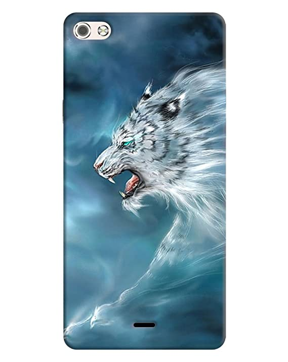 FurnishFantasy Mobile Back Cover for Micromax Canvas Sliver 5 Q450  Product ID   0520  Mobile Accessories