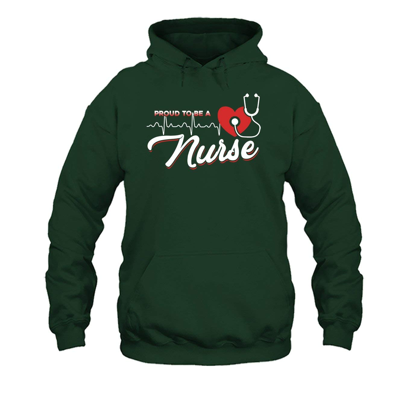 Cool Proud to Be A Nurse Tshirt Sweatshirt Design