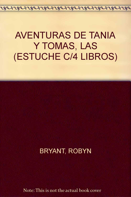 AVENTURAS DE TANIA Y TOMAS, LAS (ESTUCHE C/4 LIBROS): ROBYN ...