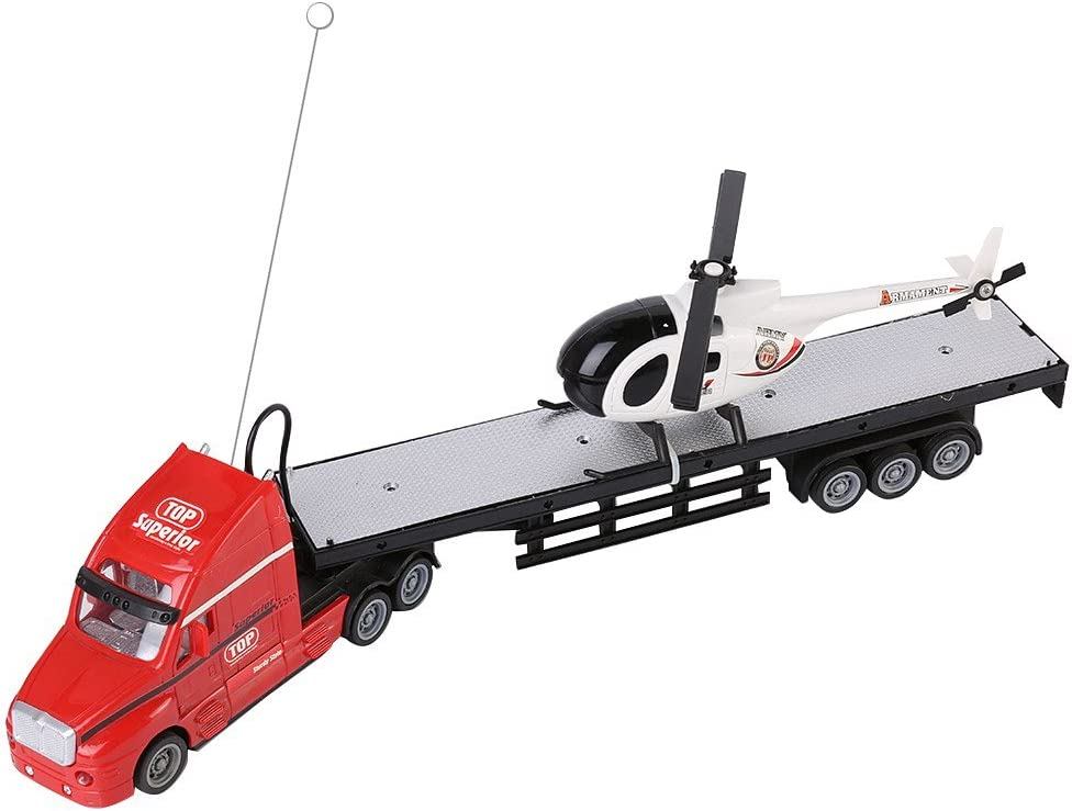 Best RC Semi Trucks Reviews: Get Your Kid a Cool Big Rig 4