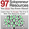 97 Solopreneur Resources You Wish You Knew About!