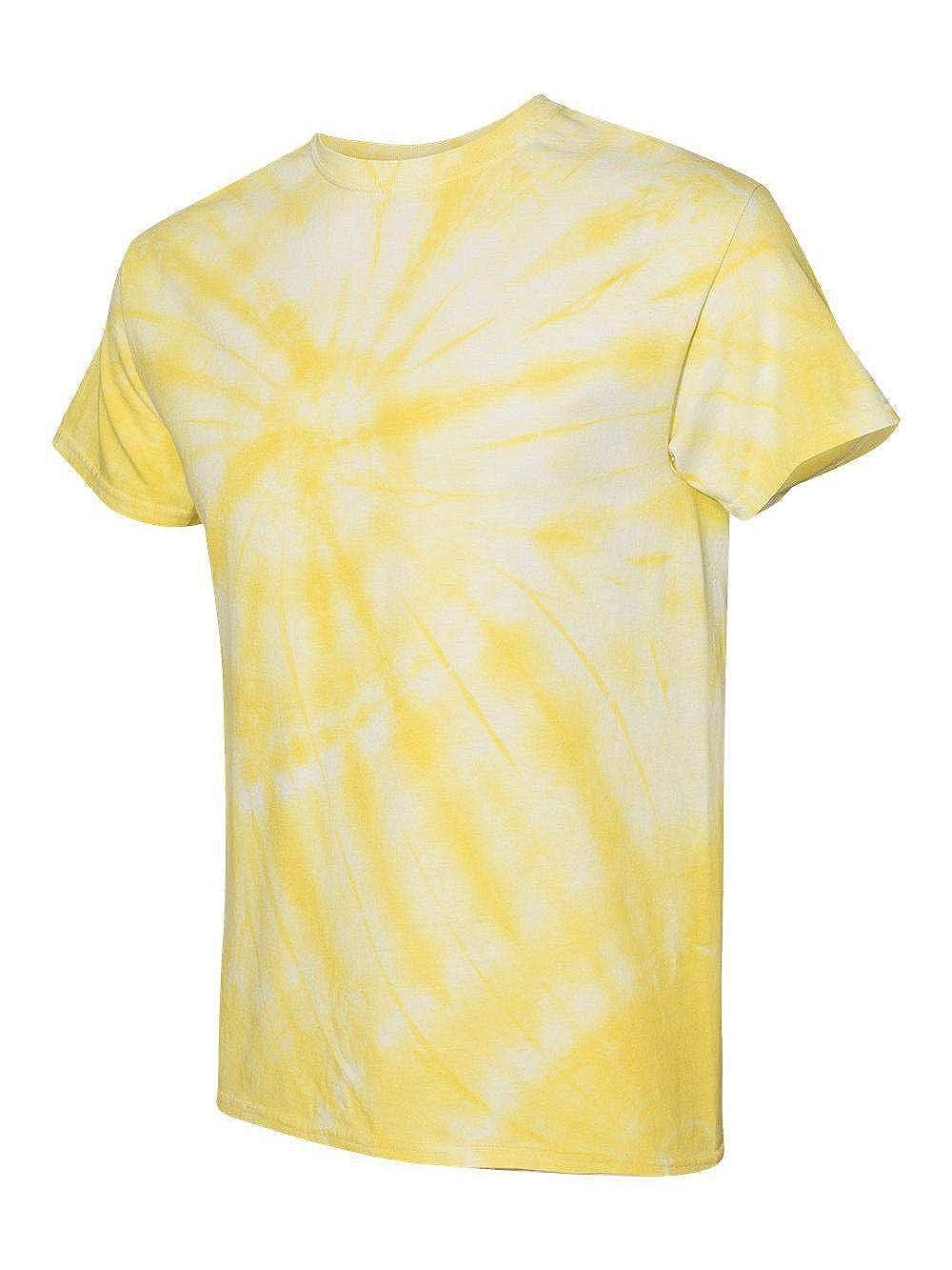Dyenomite Tie Dye Cyclone Design T