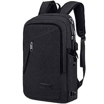 Review Yorepek Slim Laptop Backpack,