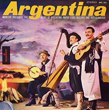 Maria Luisa Buchino - Music of Argentina - Amazon.com Music