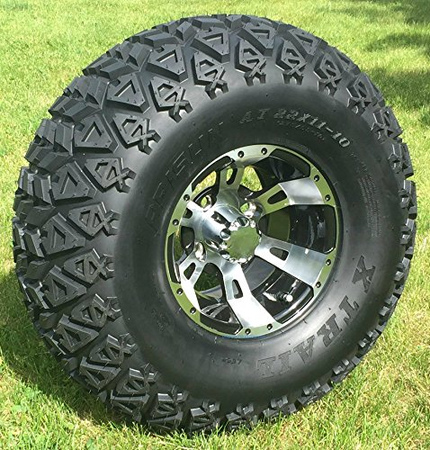 22 in tires set of 4 - 7