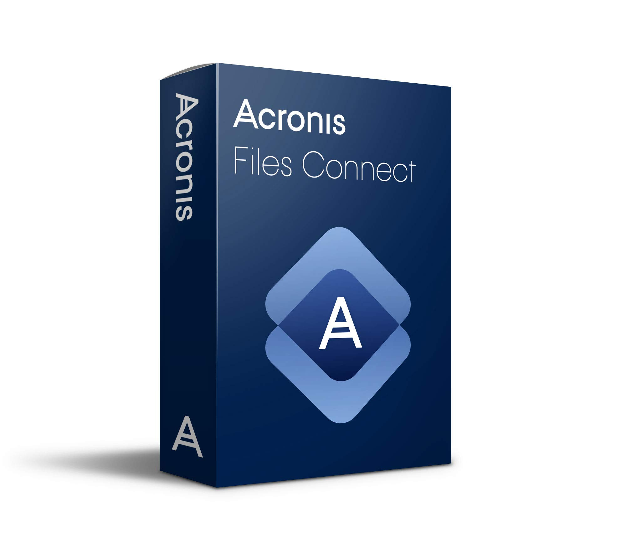 Acronis | EZUHEDENS11 | Files Connect - Enterprise Licensing Program Annual Base License, price per user - 25 maximum allowed Supported Devices by Acronis