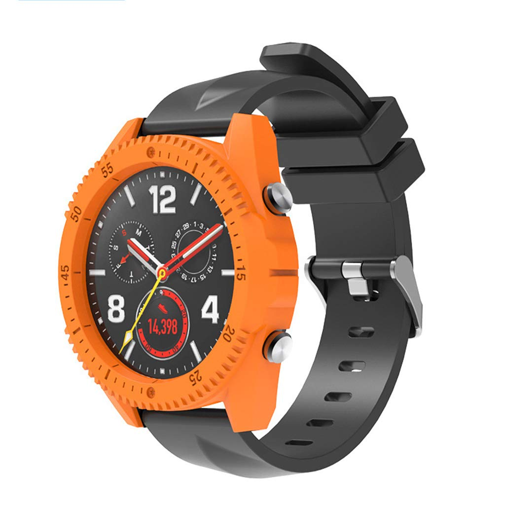 BASSK Smartwatch Proteger Shell Protector Funda para Huawei ...