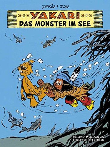 Yakari Band 17: Das Monster im See