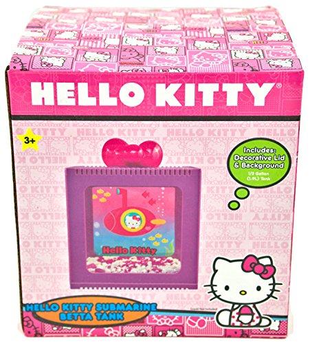 SANRIO Hello Kitty Submarine Betta Tank