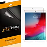 (3 Pack) Supershieldz for Apple iPad Air 3 (10.5 inch 2019 Model) and iPad Pro 10.5 inch Screen Protector, Anti Glare and Ant