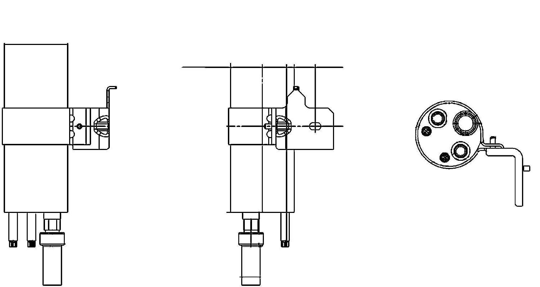BEHR HELLA SERVICE 8FT 351 335-251 *** PREMIUM LINE *** Dryer, air conditioning Hella KGaA Hueck & Co.