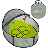 bblüv - Nidö Mini - 2-in-1 Compact Travel & Play Tent - Fun Canopy with UV Protection