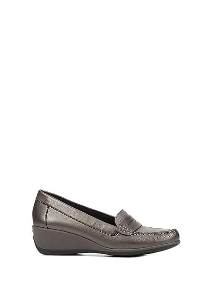 Geox D Arethea B, Mocasines para Mujer: Amazon.es: Zapatos y complementos