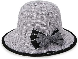 YYXXX Sombrero para Sol,Arco Sombrero Fresco Transpirable Sombrilla Portátil Moda Simple Y Elegante Personalidad, Gris, Talla Única