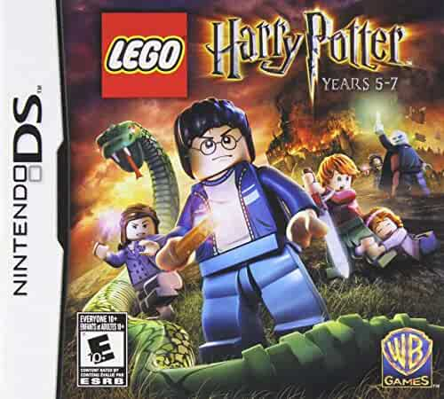 Lego Harry Potter: Years 5 - 7 - Nintendo DS