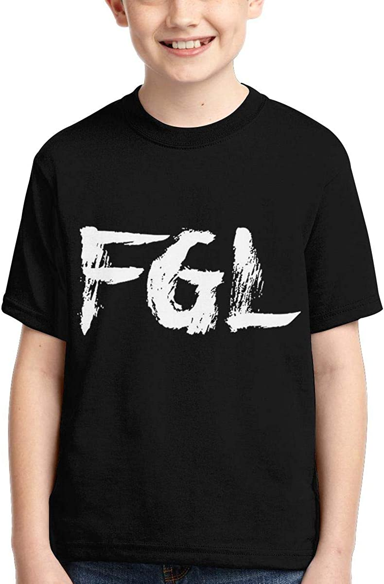 Xshuhua Boys,Girls,Youth Florida Georgia Line T-Shirt