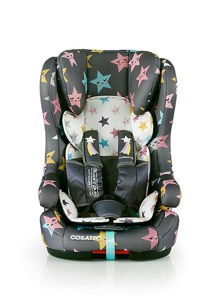 Cosatto, Silla de coche grupo 1/2/3 Isofix, Happy Hush Stars: Amazon ...