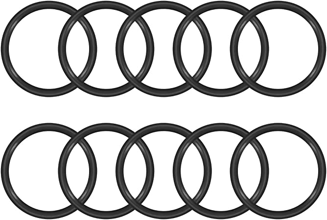 2mm Section 45mm Bore NITRILE 70 Rubber O-Rings