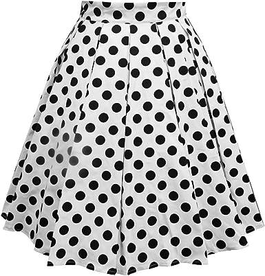 LILILICAT - Falda de Lentejuelas para Mujer, Larga, Extensible ...