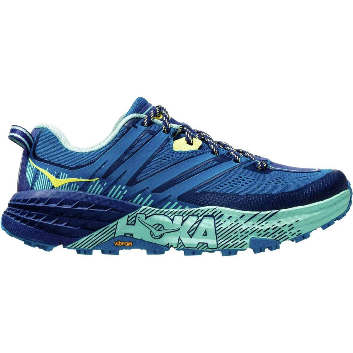 [ホッカオネオネ] レディース レディース [ホッカオネオネ] ランニング Speedgoat 3 Trail Running Shoe [並行輸入品] Trail B07P2XXLW8 7, 鳳来町:8b6ec25d --- dqfansurvey.online