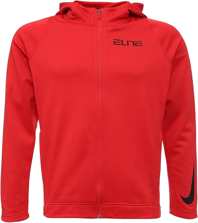 nike hoodie red