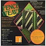 Fence Weave - Black - 250 ft roll