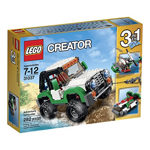 LEGO Creator 31037 Adventure Vehicles Building - Creator Truck Lego