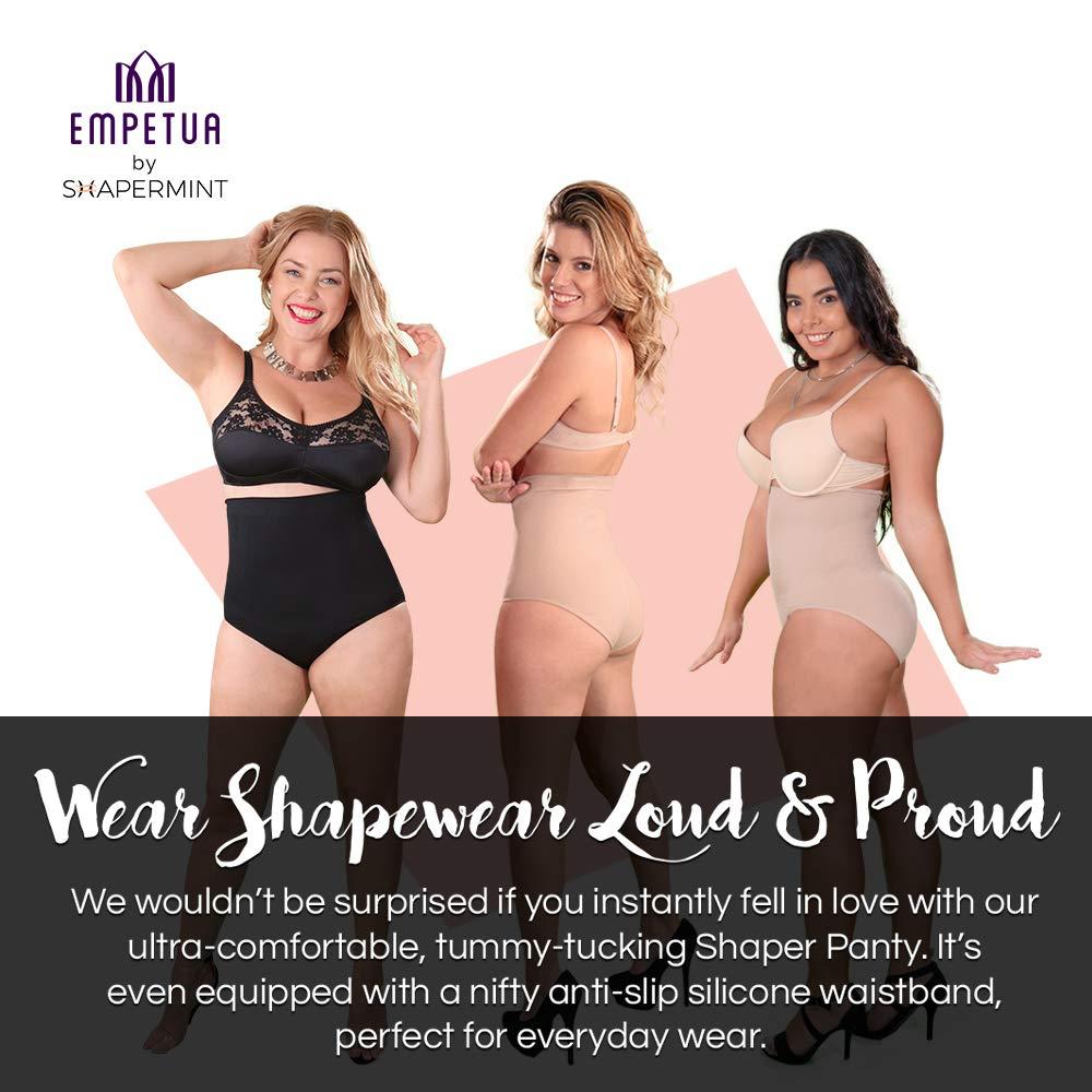 4f24207b2058d Shapermint  Empetua Ultra-Thin High-Waisted Shaper Panty - Body ...