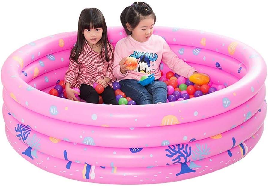 Wangwen Piscina Inflable De La Bola Marina Marina para Niños Cerca del Juguete 1-2-3 Años De Edad Hogar Piscina De Olas para Bebés Piscina para Bebés