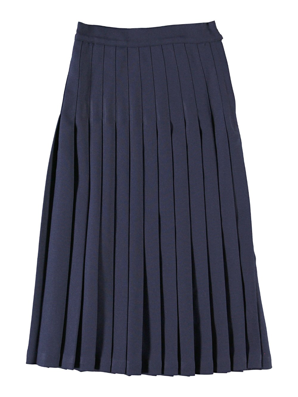 Cookie's Brand Big Girls' Long Pleated Skirt - navy, 14