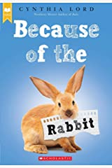 Because of the Rabbit (Scholastic Gold) Paperback