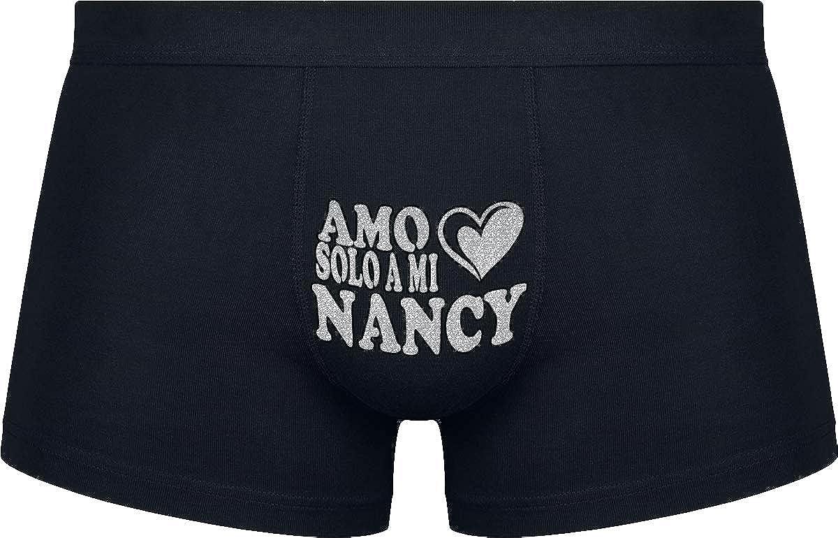 Art/ículo de novedad Regalos Divertidos para Hombre Herr Plavkin Amo Solo a mi Nancy Cumplea/ños Aniversario