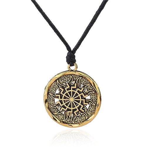 Amazon Wicca Religious Ancient Norse Viking Slavic God Symbol