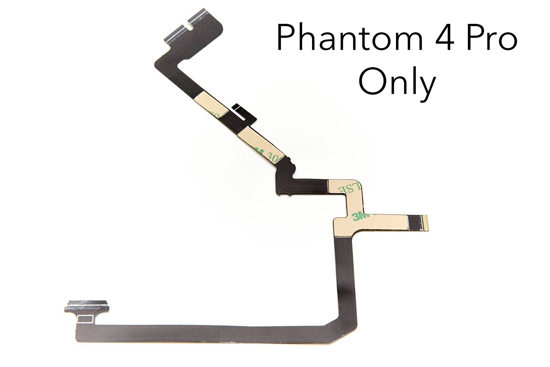 Amazon.com : Gimbal Flat Cable, Leewa For DJI Phantom 4 Pro Flexible ...