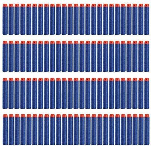 Price comparison product image 7.2cm Soft Refill Darts for Nerf N-strike Elite Blaster Series 200 PCS