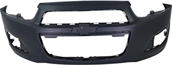CPP Front Bumper Cover for 2012-2016 Chevrolet Sonic