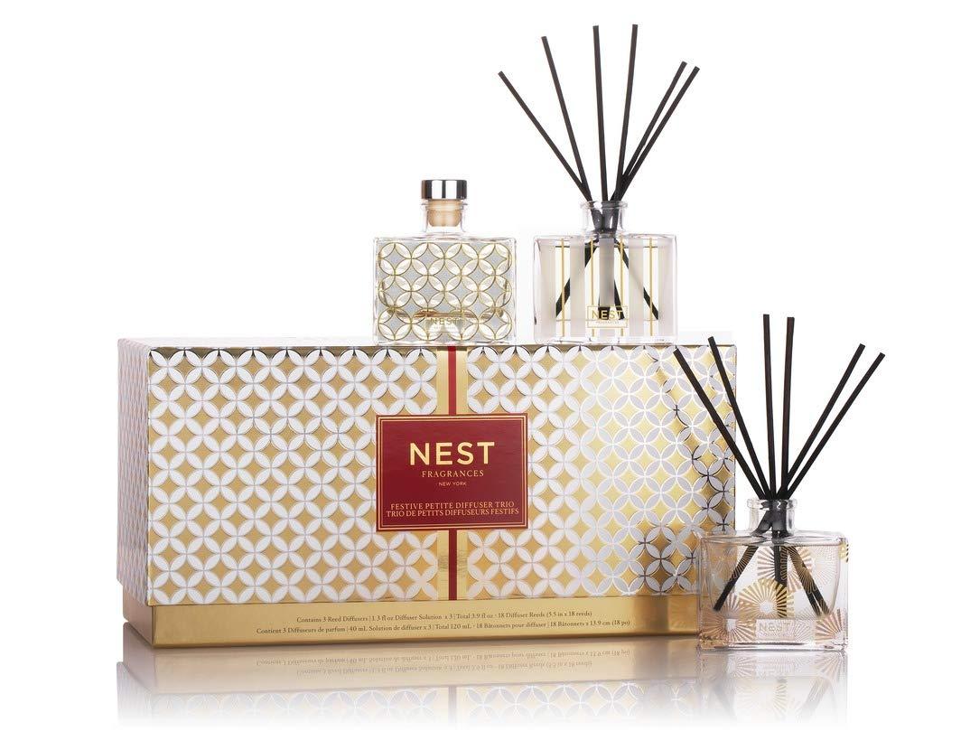 NEST Fragrances Petite Trio Reed Diffuser Set by NEST Fragrances (Image #2)