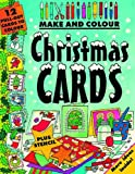 Make and Colour Christmas Cards (Make & Colour S)