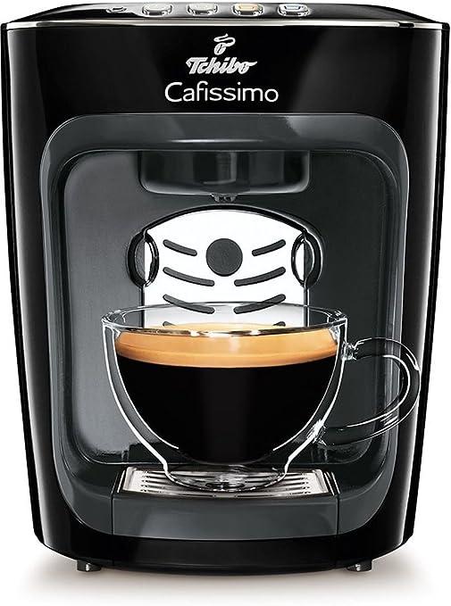 Tchibo Cafissimo mini Independiente Máquina de café en cápsulas ...