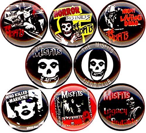The Misfits x 8 New 1