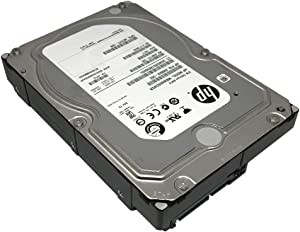 HP/Seagate Constellation ES ST2000NM0033 (MB2000EXWCR) 2TB 7200RPM 128MB Cache SATA 6.0Gb/s 3.5