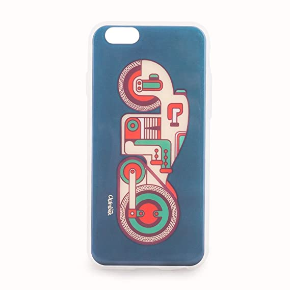 low priced daf4c 7a33a Chumbak Bike iPhone 6 Case: Amazon.in: Electronics
