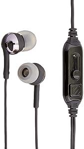 Scosche IDR Premium Earbuds (IDR657MBK)