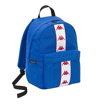 nuovo prodotto 6aa8e 2c877 Scuola Zaino Americano Kappa Colour Blu PS 15369