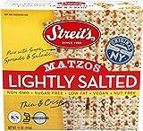 Streits, Lightly Salted Matzo, 11oz