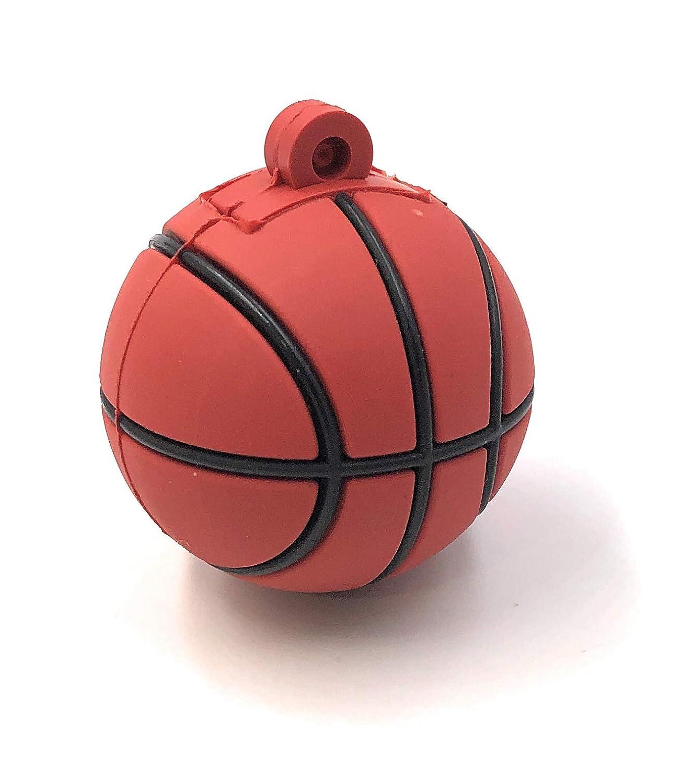 Onlineworld2013 Balón de Baloncesto Deporte Redondo Divertido USB ...