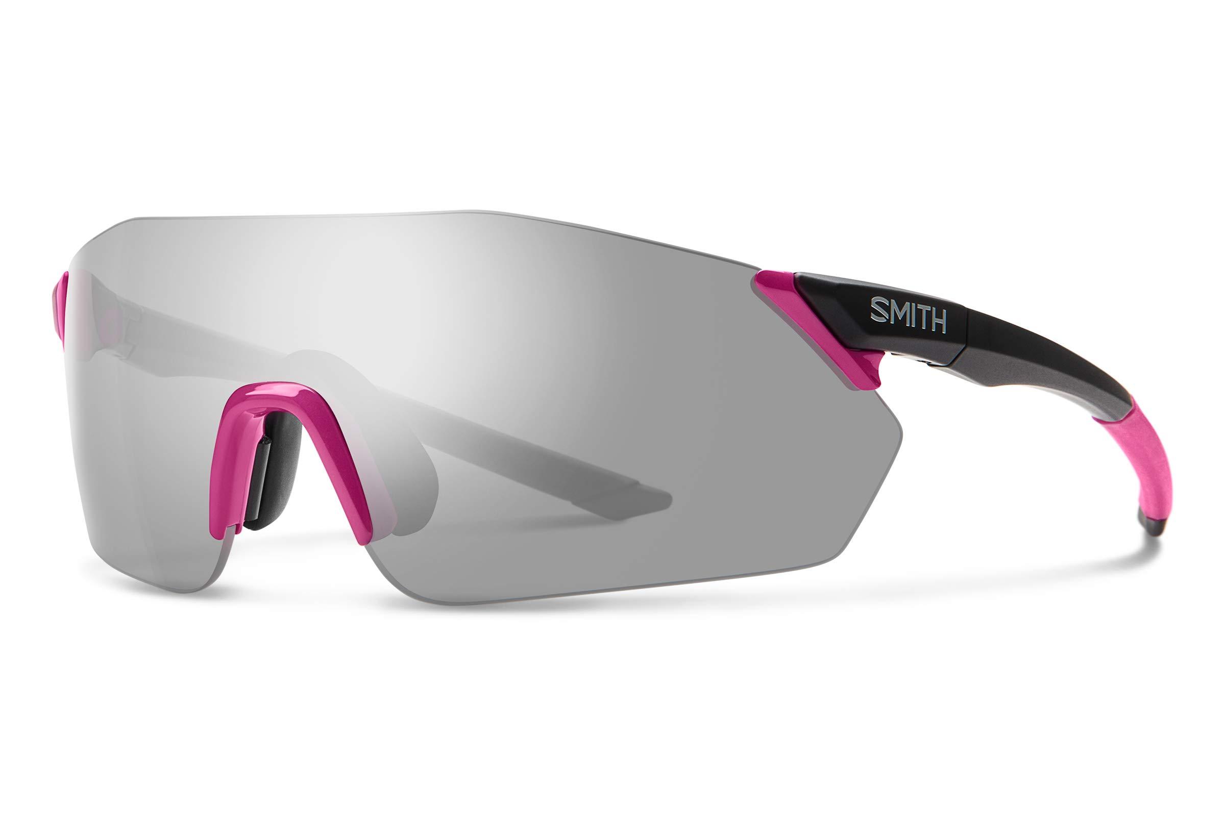 Smith Reverb Chromapop Sunglasses, Berry, Chromapop Platinum/Contrast Rose