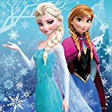 Ravensburger Disney Frozen Winter Adventures Puzzle Box 3 x 49-Piece Jigsaw Puzzles for Kids – Every Piece is Unique, Pieces Fit Together Perfectly